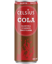 Celsius 355 ml cola