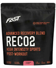 FAST Reco2 800 g mansikka