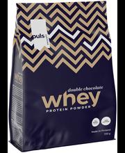 Puls WHEY 600g Suklaanmakuinen proteiinijuomajauhe