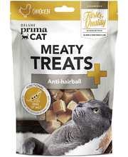 Deluxe PrimaCat Meaty Treats - Anti-hairball 30 g