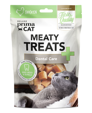 Deluxe PrimaCat Meaty Treats - Dental care 30g