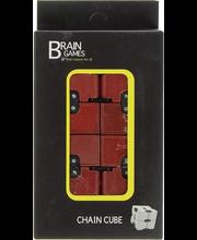Brain Game Chain Cube Met