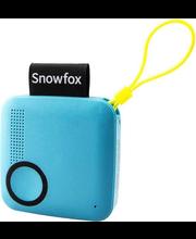 Snowfox paikannin sininen