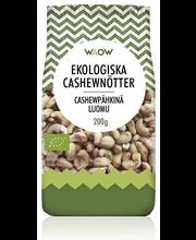 200 g Luomu cashewpähkinä