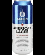American Lager 0,5L Tlk