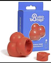 BubbleCap hiilihapotuskorkki punainen