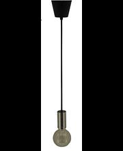 Heat Wirekit lampunjohto musta