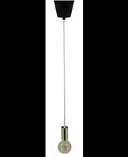 Heat Wirekit lampunjohto harmaa