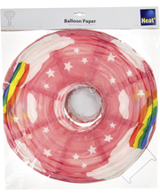 Varj balloon  paper 40cm