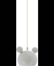 Mouse riippuval valkoinen
