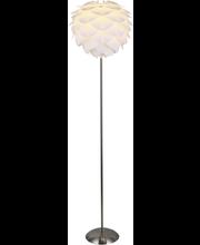 Leaf lattiaval valkoinen