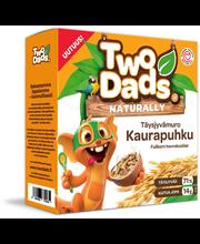 TwoDads® Täysjyvä Kaurapuhku Aamiaismuro 375g