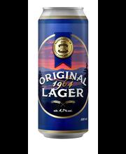 Original 1964 Lager 0,5 l