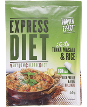 Express diet 49g tikka...