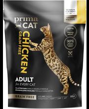 PrimaCat 400g viljaton kana aikuisille kissoille