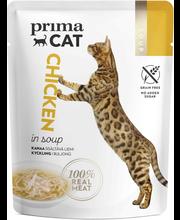 PrimaCat Soup Kananlihaa liemessä 40g