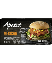 Apetit 170g Mexican kasvispihvi pakaste