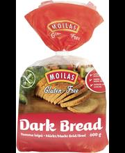 Gluteeniton Tumma leip...