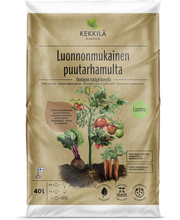 Puutarhamulta 40 l luomu