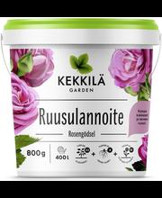 Ruusulannoite 0,8 kg