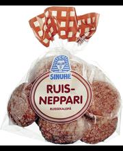 Sinuhen Ruisneppari 340g/9kpl revitty ruisleipä