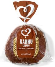 Porin Leipä Karhulimppu 500g kokonainen makea vehnäsekaleipä