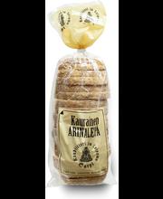 Sarpi Kaurainen arinaleipä 450g viipaloitu vehnäsekaleipä