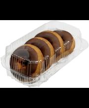 Sarpi Donitsi 4kpl/180g suklaadonitsi