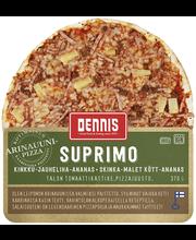 Dennis 370g suprimo pizza