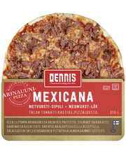 Pizza mexicana 370g