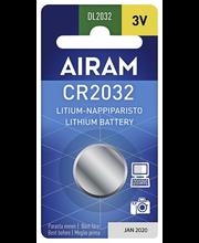 Paristo litium cr20321bl