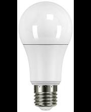 Airam LED 12W vakiokupu A60 E27 2700K 1055lm 25 000h