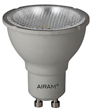 Airam 6W E14 Led PAR16 GU10 3-step 2800K 265lm/480cd