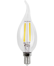 Airam Led 4W E14 filament kynttilä 330lm 2700K