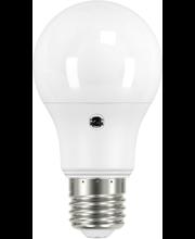 Airam led vakio 6,5W E27 470LM sensor