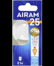 Airam led 3,5W mainos opaali E14 250lm 4000K