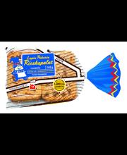 Lapin Pakarin Neliörieska 450g vehnäsekaleipä