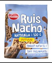 VAASAN RuisNacho Maitosuklaa 100 g snacks