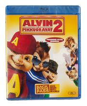 Bd Alvin Ja Pikkuoravat 2