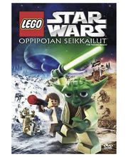 Star Wars Lego - Oppipojan seikkailut