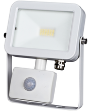 ElectroGEAR led-valonheitin PIR-tunnistimella 10 W IP44 valkoinen