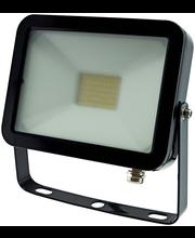 ElectroGEAR led-valonheitin 30 W litteä musta IP44