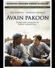 Dvd Avain Pakoon