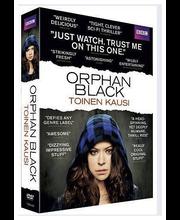 Dvd Orphan Black