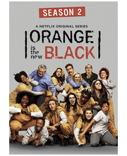 Dvd Orange Is The New Bl