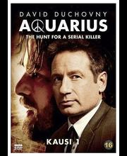 Dvd Aquarius 1 Kausi