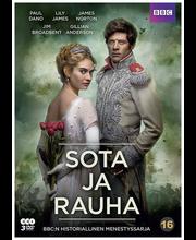 Dvd Sota Ja Rauha Tv-Sar