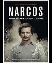 Dvd Narcos Kausi 1
