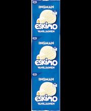 Ingman vaniljakermajäätelöeskimopuikko 36g/60ml,INTO
