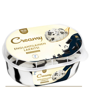 Creamy 470g/0,85L Eng ...